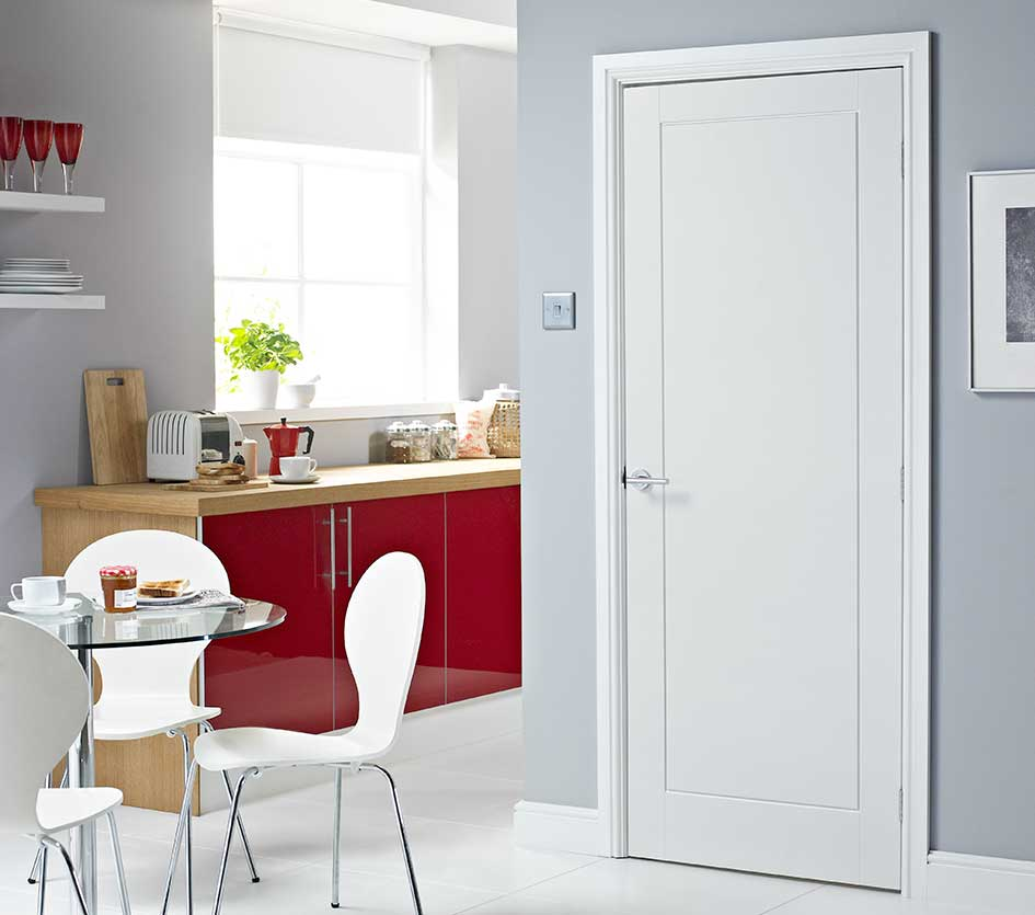 Moulded panel doors from dcb for Moulded panel doors